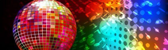 Nieuwe discolampen 'Disco springen'